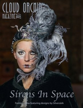 Past Issues – Silversark: Sirens in Space Fashion Show