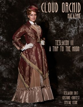 The Steampunk Special Issue vol 2 Released