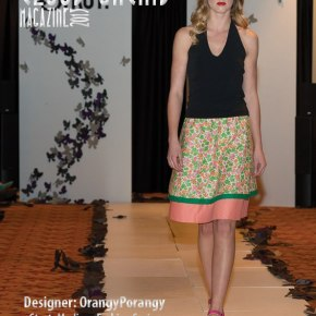 OrangyPorangy- STRUT Fashion Show Mini Issue