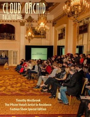 Past Issues – The Pfister Hotel's Artist In Residence Fashion Show 2013