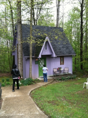 A Side Adventure: RavenwoodCastle