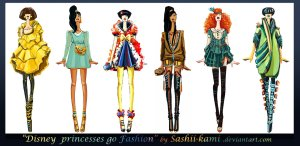 disney_princesses_go_fashion_i_by_sashii_kami-d52r1bd