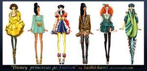 disney_princesses_go_fashion_i_by_sashii_kami-d52r1bd