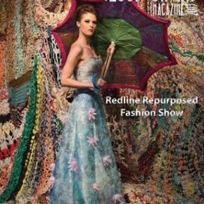 Past Issues – Redline Repurposed Fashion Show2013
