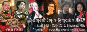 Today's Event – Steampunk Empire Symposium MMXV