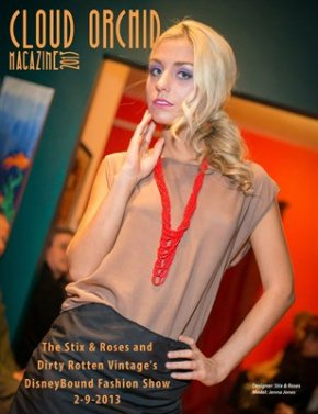 Past Issues – DisneyBound Fashion Show 2013