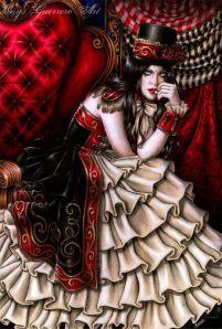 Waiting for Revenge by EnysGuerrero