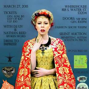 Silversärk Presents – The Fall of the Byzantium Empire Fashion Show