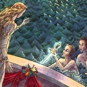 Ramblings of a Glass Mind – The Little Mermaid