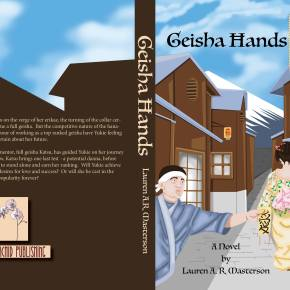 Geisha Hands is NowAvailable!